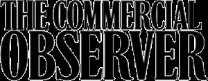 The Commercial Observer Logo