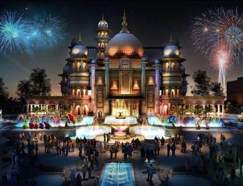 Dubai Parks and Resorts – Phase 1, Dubai, UAE