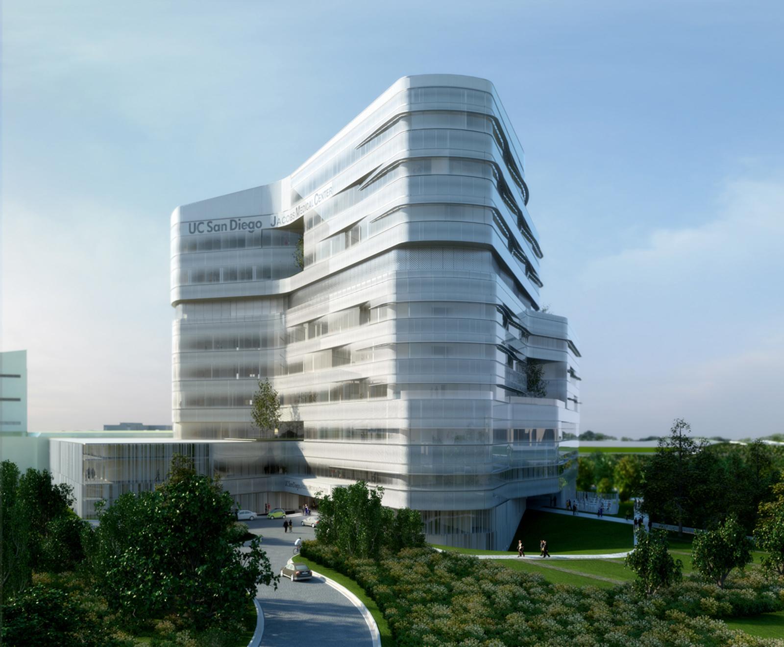 City Of Dallas Careers >> Jacobs Medical Center, La Jolla, CA | Cumming