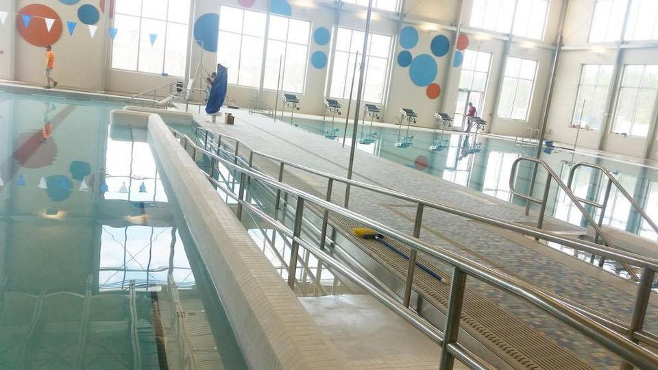 Lake Wylie Aquatic Center
