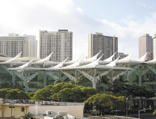 Hawaii Convention Center plans $26M in renovations