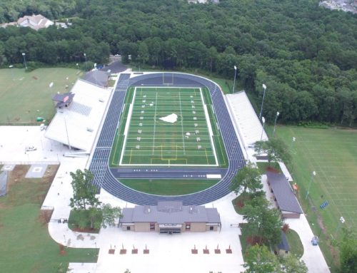 Charleston County School District Completes New District Two Regional Stadium In Mt. Pleasant