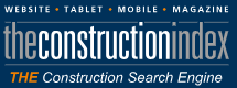 The Construction Index Logo