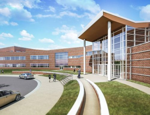 York County's Moss justice center addition expected to open in March