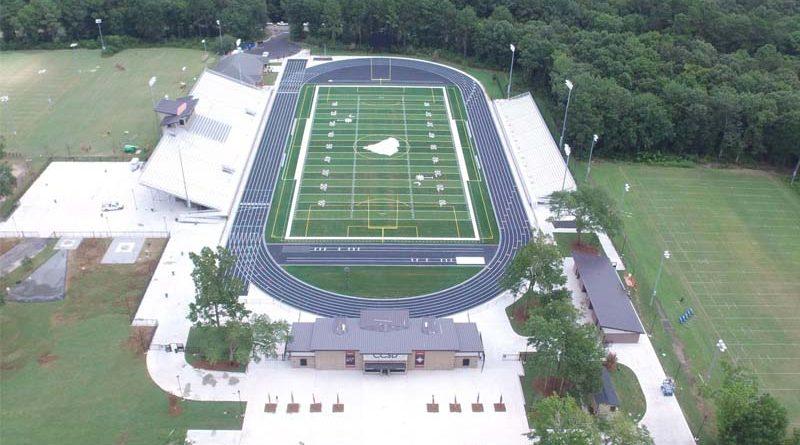 New Charleston County School District 2 Regional Stadium Opens Its Gates