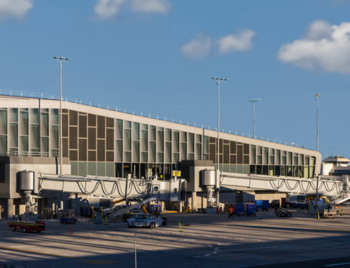 LaGuardia Airport Central Terminal Building Program, Flushing, NY