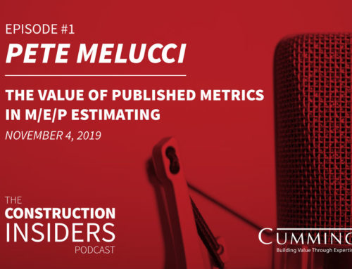 The Value of Published Metrics in M/E/P Estimating
