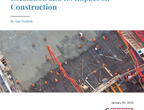 Escalation and Its Impact on Construction
