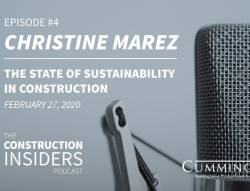The State of Sustainability in Construction