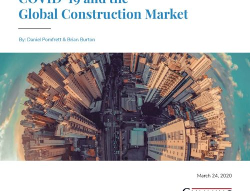 COVID-19 and the Global Construction Market