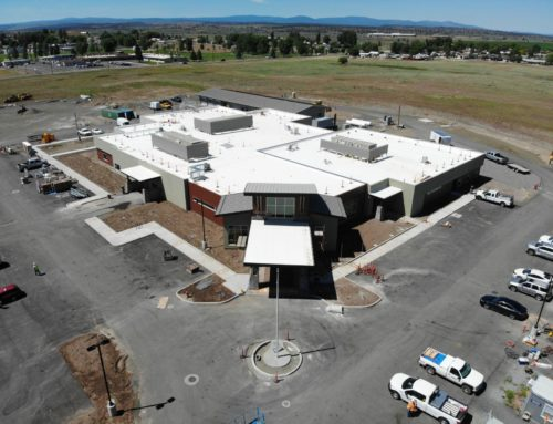 New Modoc Medical Center on schedule to open in September