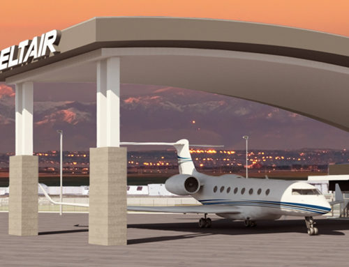 Sheltair FBO, Broomfield, CO