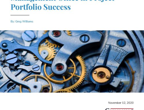 The Role of a Program Management Office in Project Portfolio Success