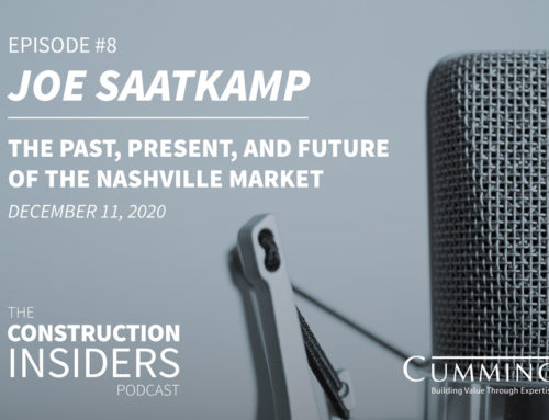 The Past, Present, and Future of the Nashville Market