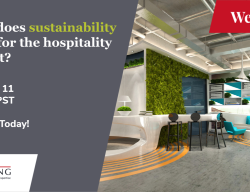 What Does Sustainability Mean for the Hospitality Market?