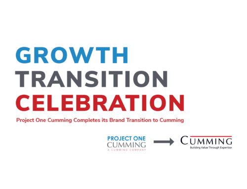 Growth Transition Celebration: Project One Cumming