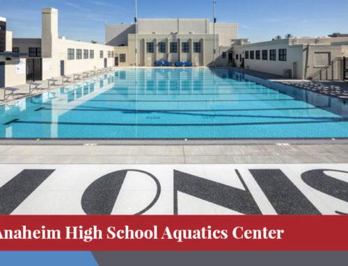 Anaheim High School Aquatics Center