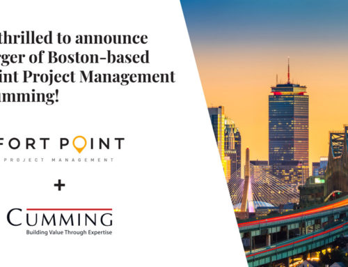 Boston's Fort Point Project Management Merges with Cumming